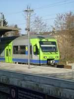 Bahnhof Burgdorf/126458/hier-versucht-sich-ein-bls-nina Hier versucht sich ein BLS NINA im Bahnhof Burgdorf hinter einer Laterne zu verstecken.
